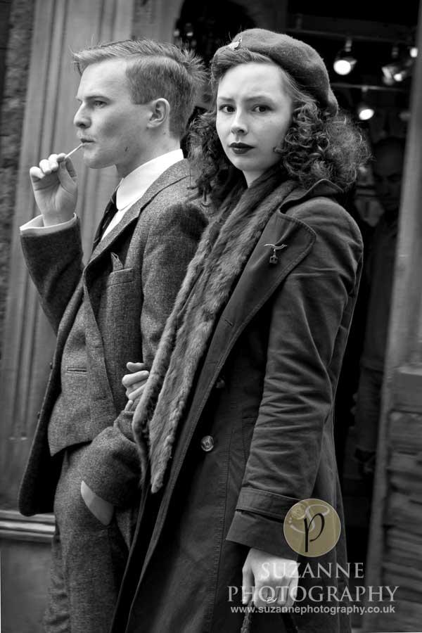 1940s weekend at Haworth 0166