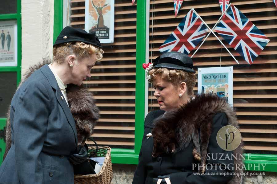 1940s weekend at Haworth 0179