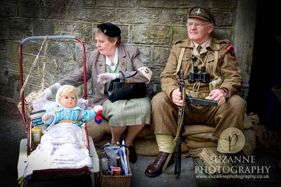 1940s weekend at Haworth 0193