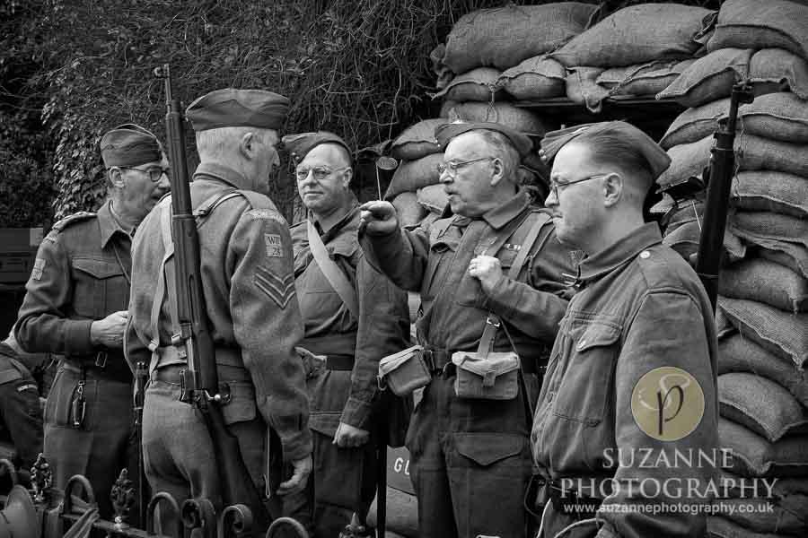 Haworth 1940s weekend at Haworth 0023