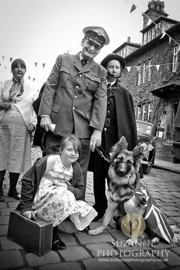 Haworth 1940s weekend at Haworth 0035