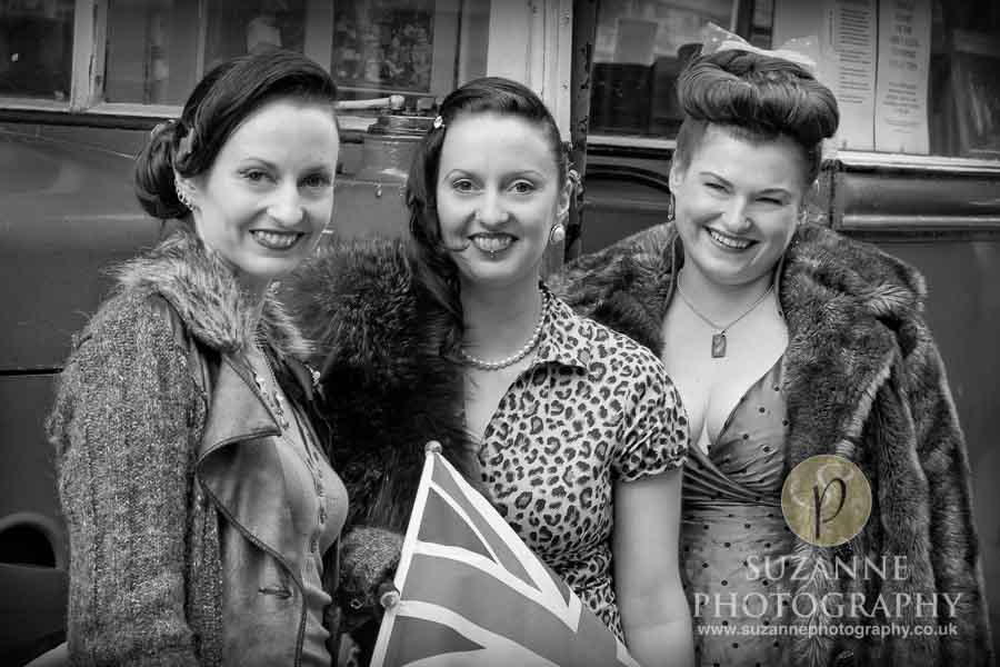 Haworth 1940s weekend at Haworth 0061