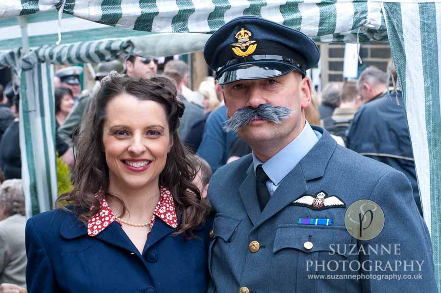Haworth 1940s weekend at Haworth 0098