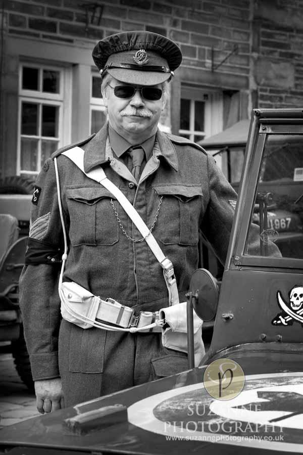 Haworth 1940s weekend at Haworth 0107