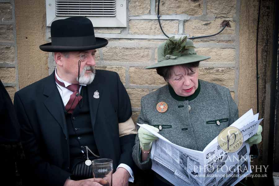 Haworth 1940s weekend at Haworth 0139