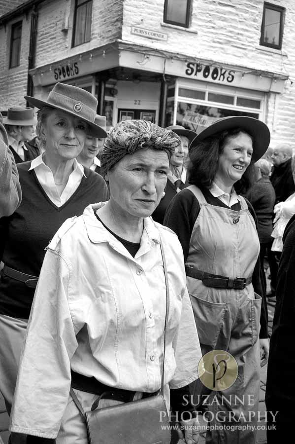 Haworth 1940s weekend at Haworth 0146