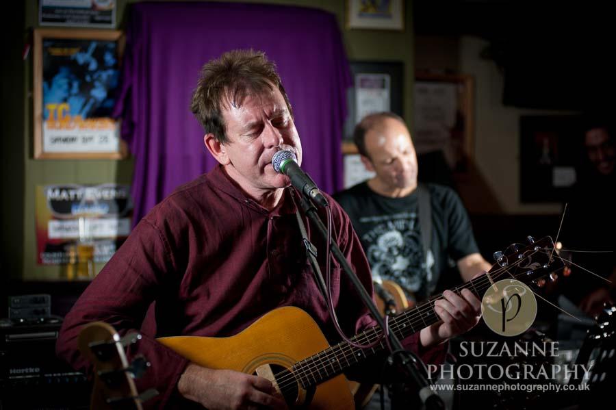 Mark Burgess Unplugged Fulford Arms York 0033