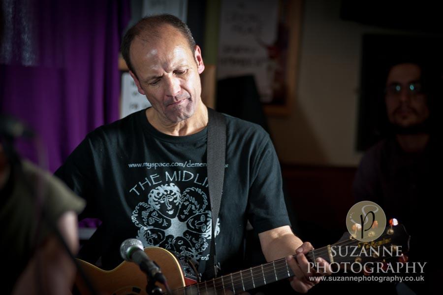 Mark Burgess Unplugged Fulford Arms York 0058