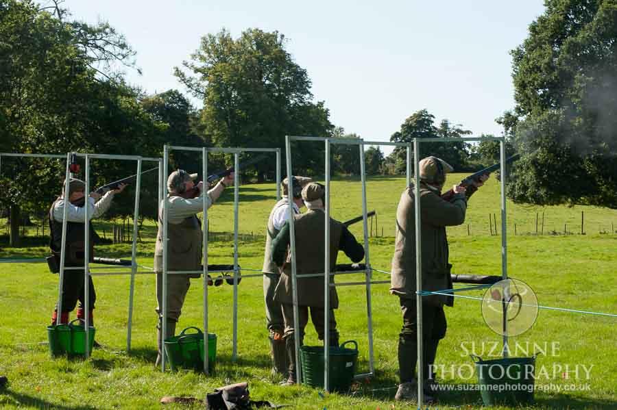 Visit Excellence Gun Exhibition Ripley Castle 0174