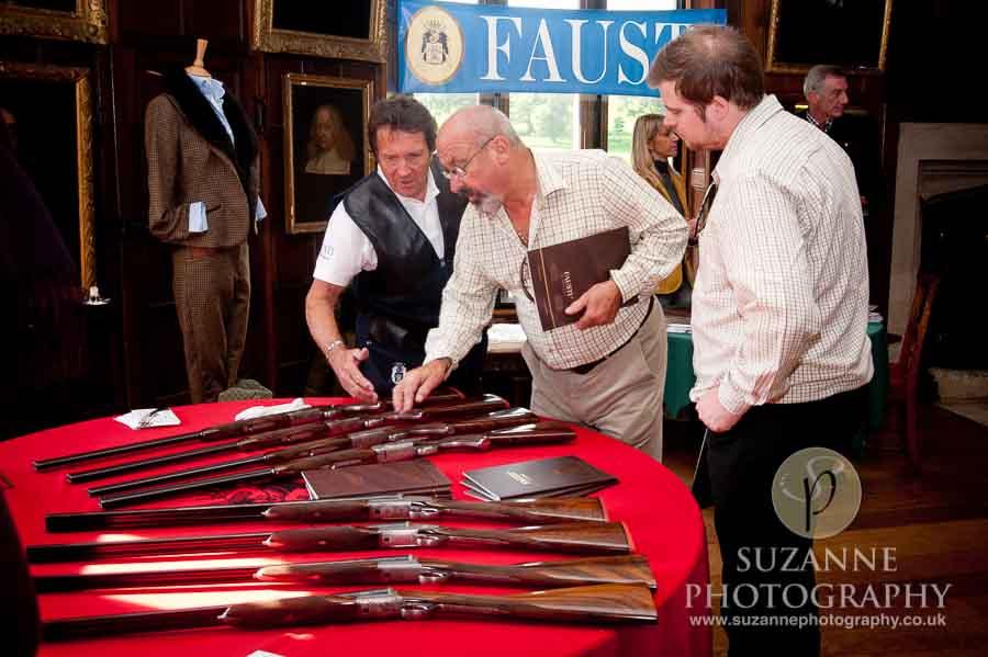 Visit Excellence Gun Exhibition Ripley Castle 0191