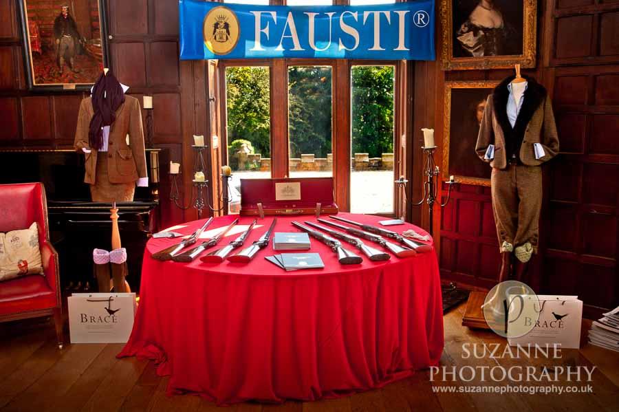 Visit Excellence Gun Exhibition Ripley Castle 0198