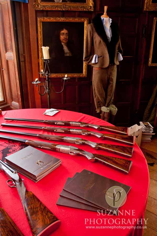 Visit Excellence Gun Exhibition Ripley Castle 0200