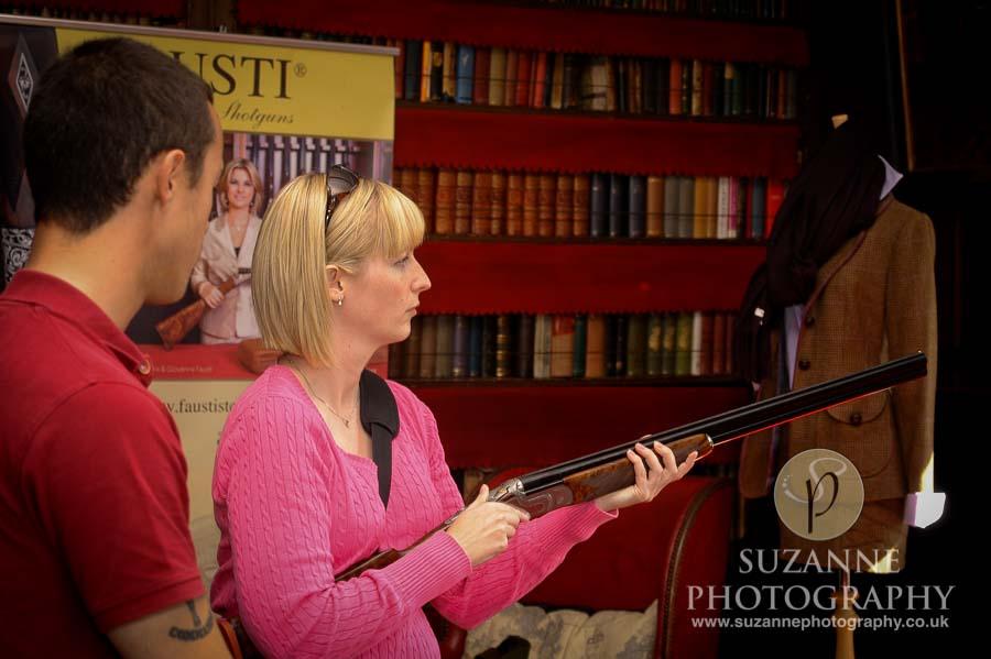 Visit Excellence Gun Exhibition Ripley Castle 0204