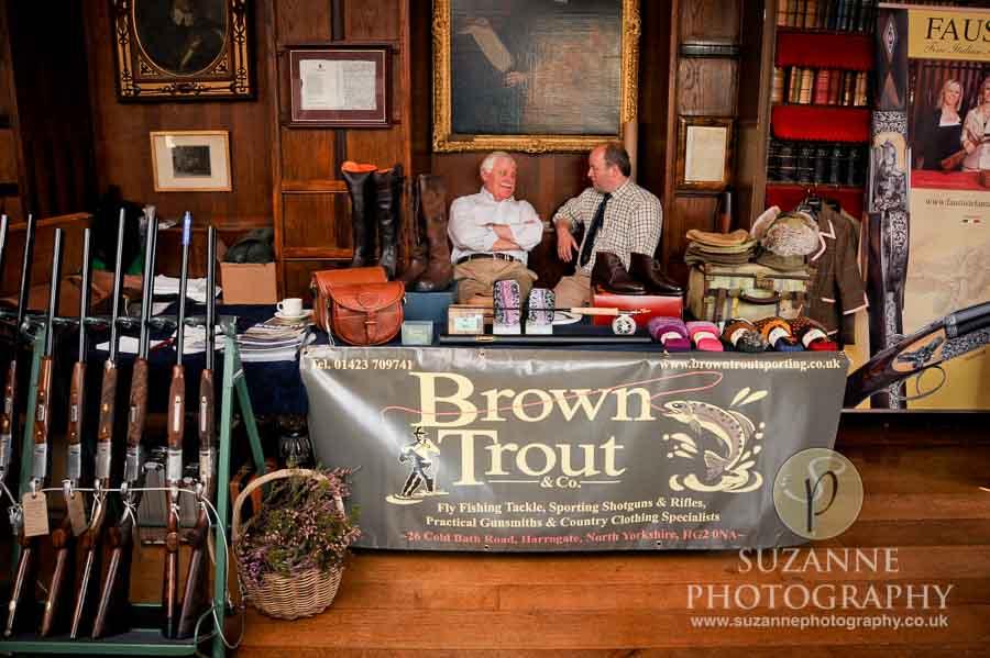 Visit Excellence Gun Exhibition Ripley Castle 0211