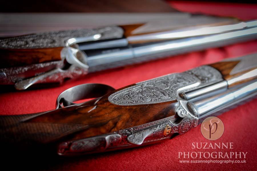 Visit Excellence Gun Exhibition Ripley Castle 0219