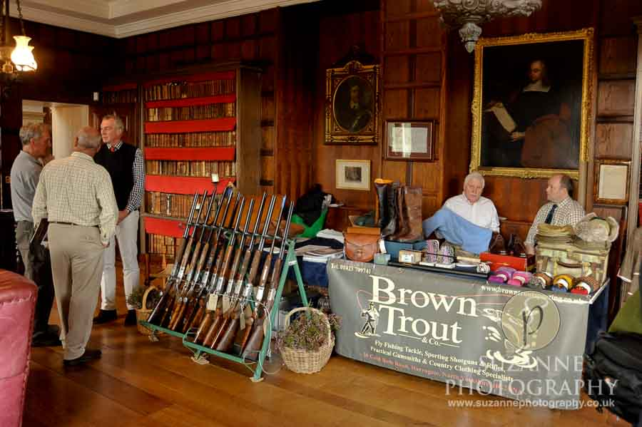 Visit Excellence Gun Exhibition Ripley Castle 0220