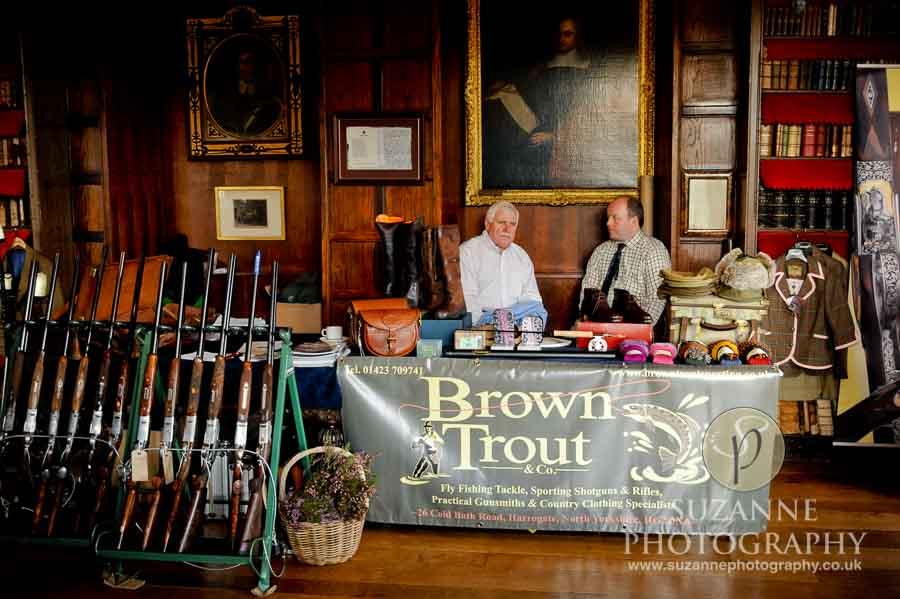 Visit Excellence Gun Exhibition Ripley Castle 0221
