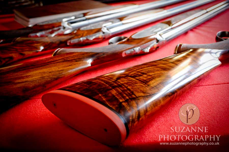 Visit Excellence Gun Exhibition Ripley Castle 0225