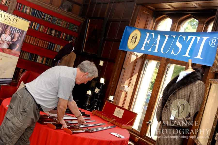 Visit Excellence Gun Exhibition Ripley Castle 0230