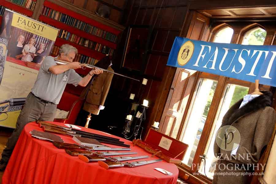 Visit Excellence Gun Exhibition Ripley Castle 0232