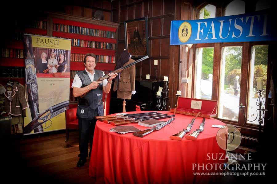 Visit Excellence Gun Exhibition Ripley Castle 0243