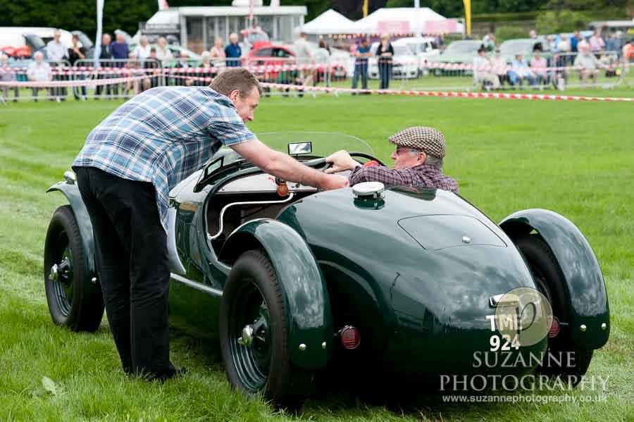 Castle Howard Motor Show 0082
