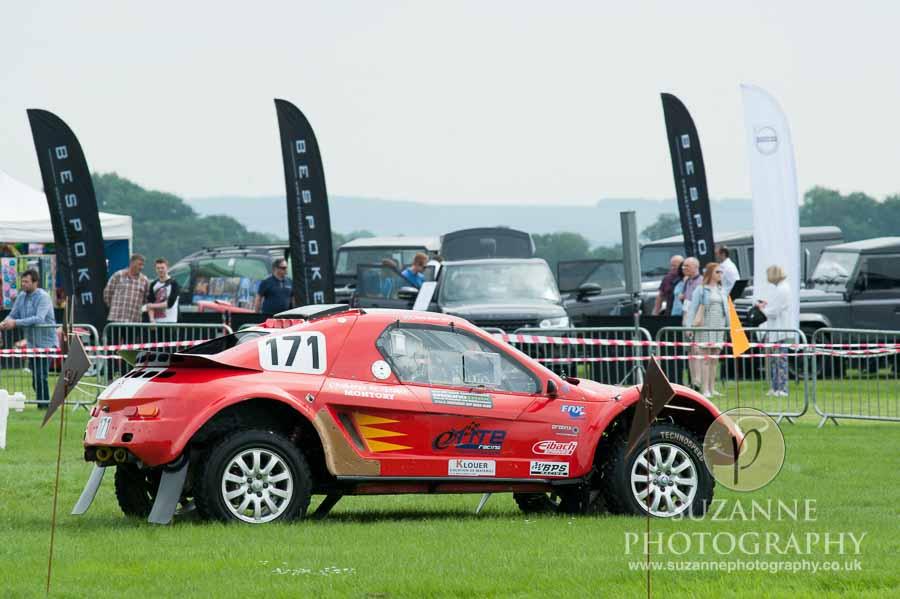 Castle Howard Motor Show 0099