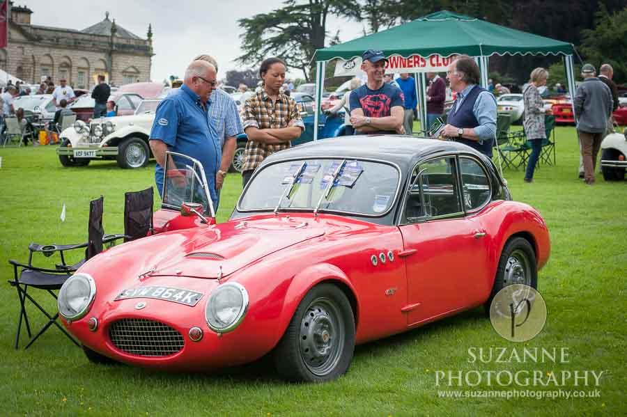 Castle Howard Yorkshire Post Motor Show 0010