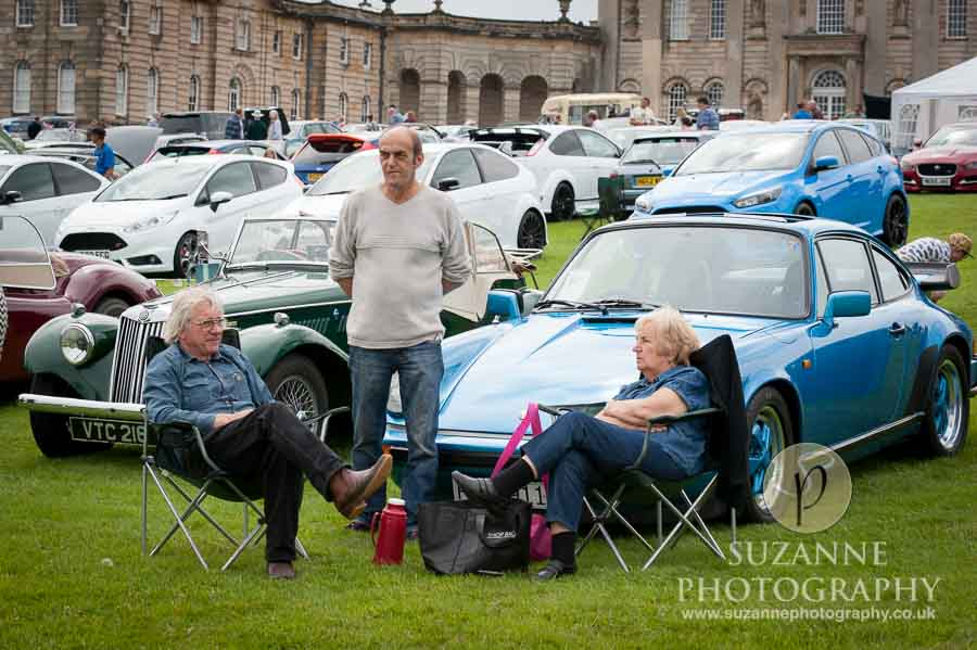 Castle Howard Yorkshire Post Motor Show 0027