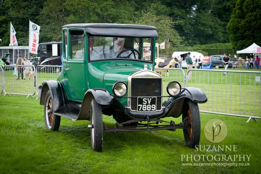 Castle Howard Yorkshire Post Motor Show 0045