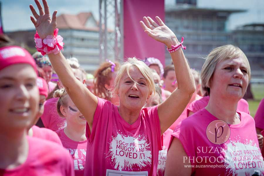 Race for Life Cancer Research York Racecourse 125