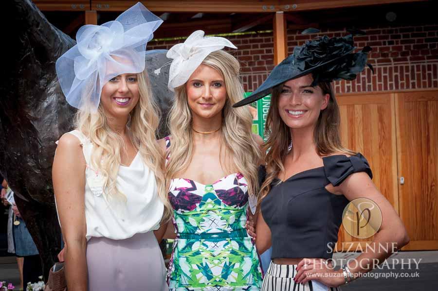 York Races Ebor Ladies Day 104