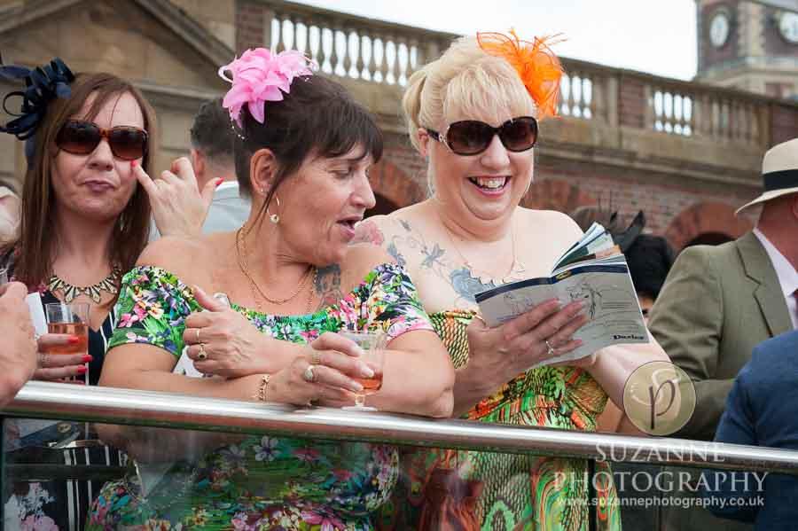 York Races Ebor Ladies Day 130