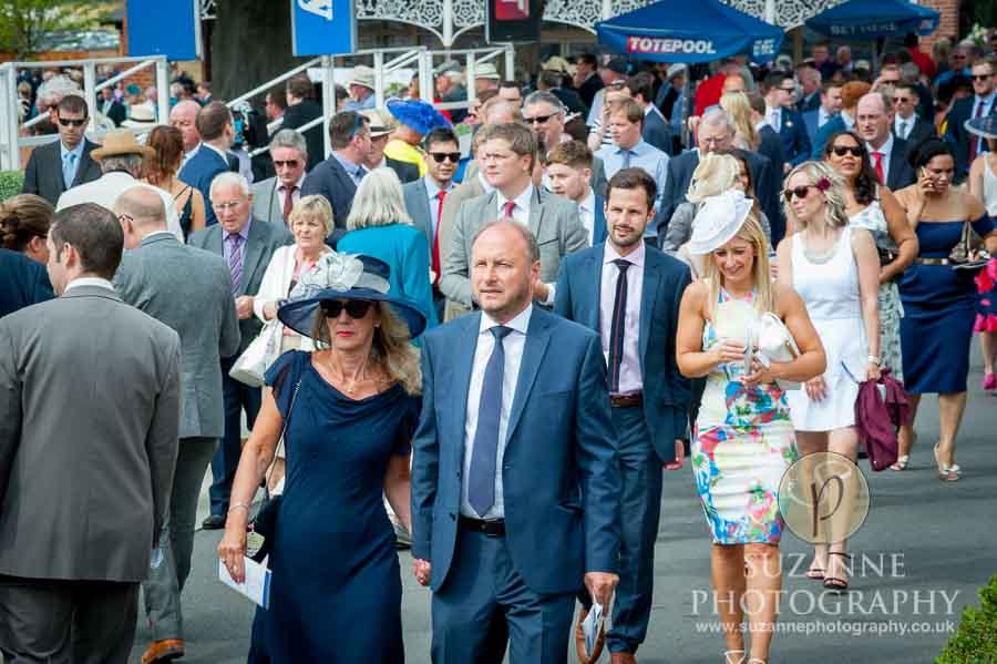 York Races Ebor Ladies Day 132