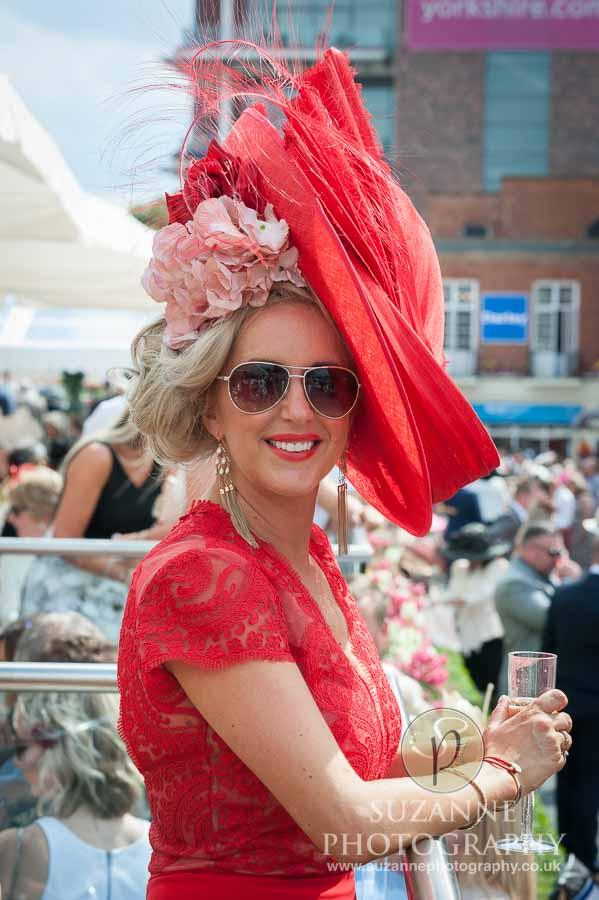 York Races Ebor Ladies Day 134