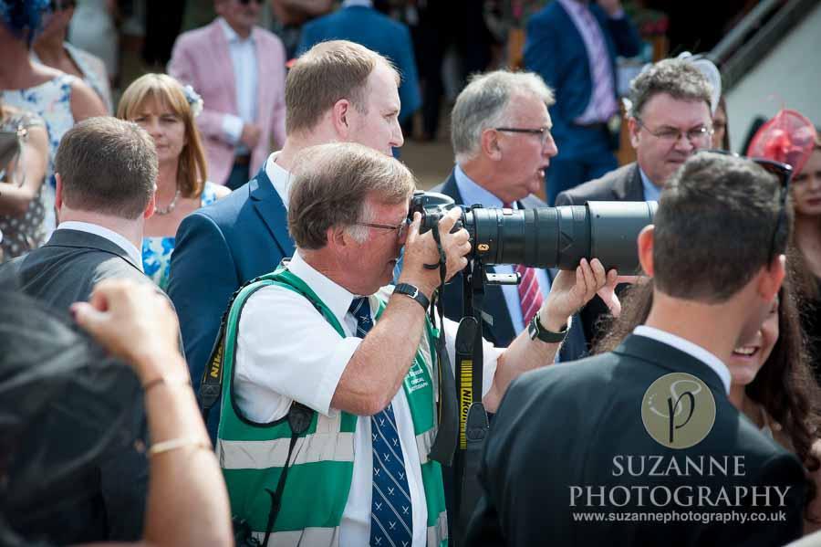 York Races Ebor Ladies Day 143