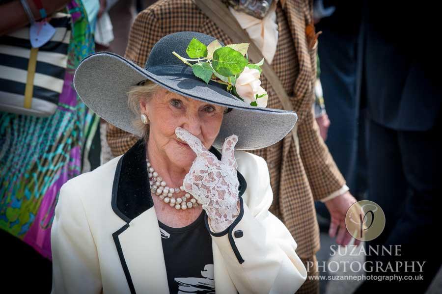 York Races Ebor Ladies Day 144