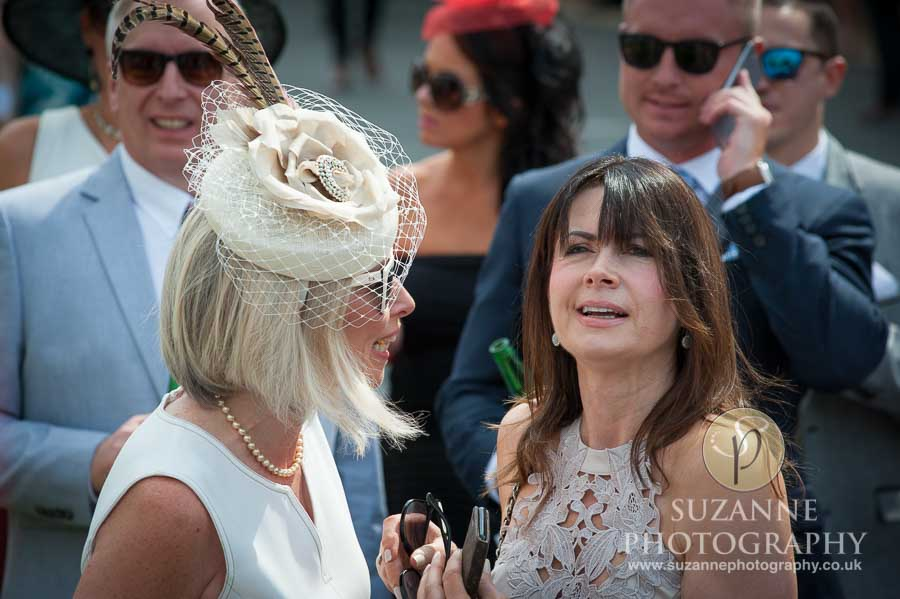 York Races Ebor Ladies Day 149