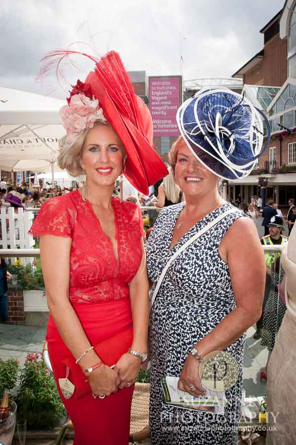 York Races Ladies Day 154