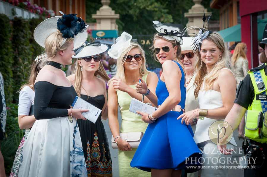 York Races Ladies Day 186