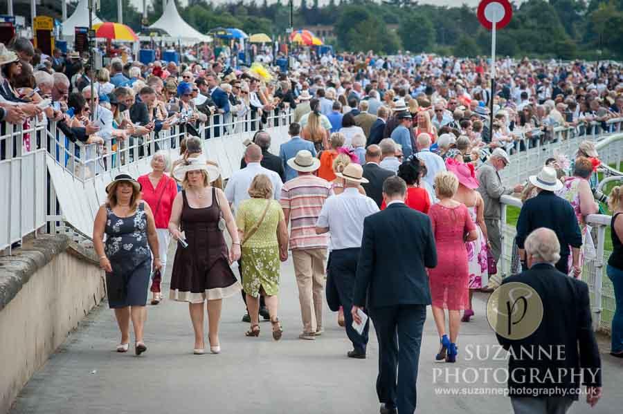 York Races Ladies Day 195