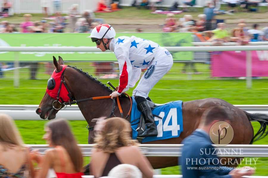 York Races Ladies Day 198