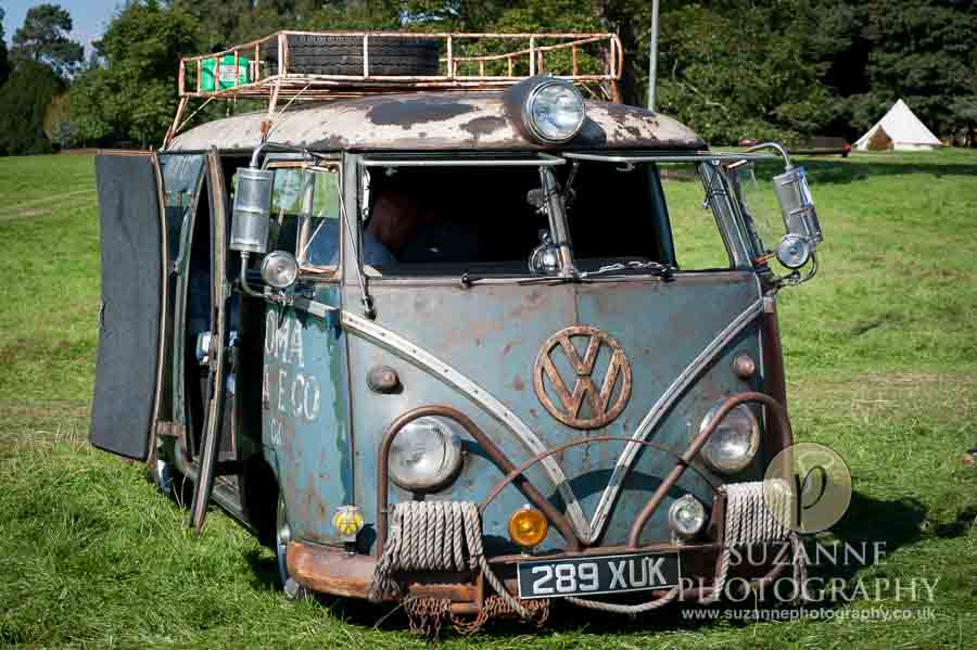 Escrick Park Aircooled VW Festival 0048