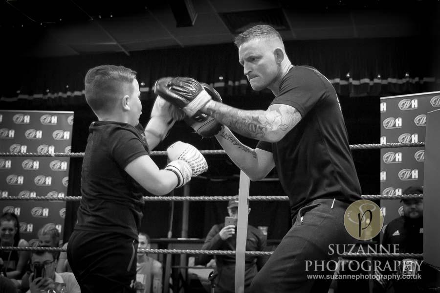 Klis Charity Fight Night Black and White 0151