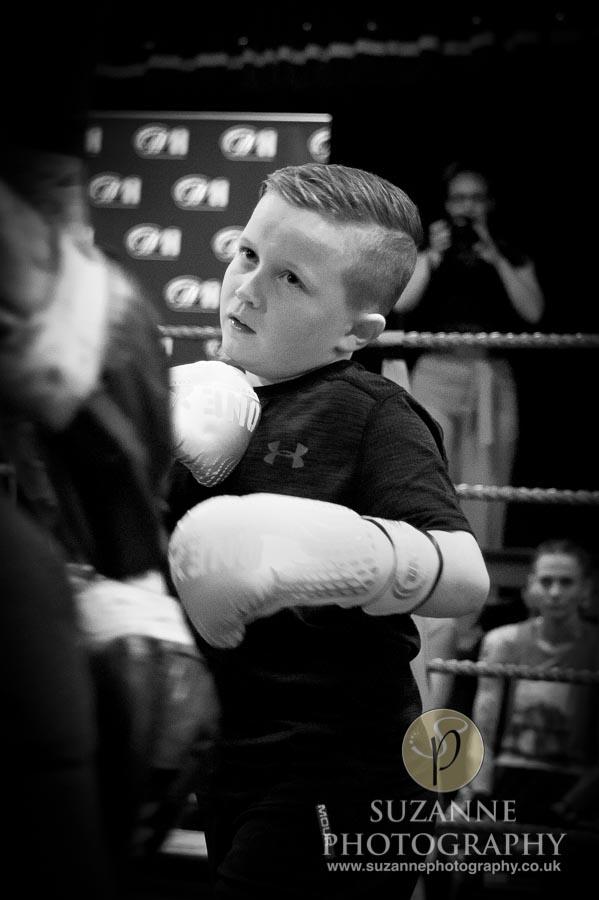 Klis Charity Fight Night Black and White 0155