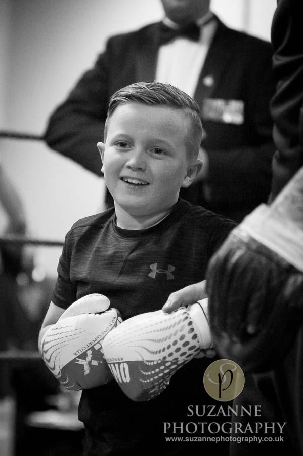 Klis Charity Fight Night Black and White 0160
