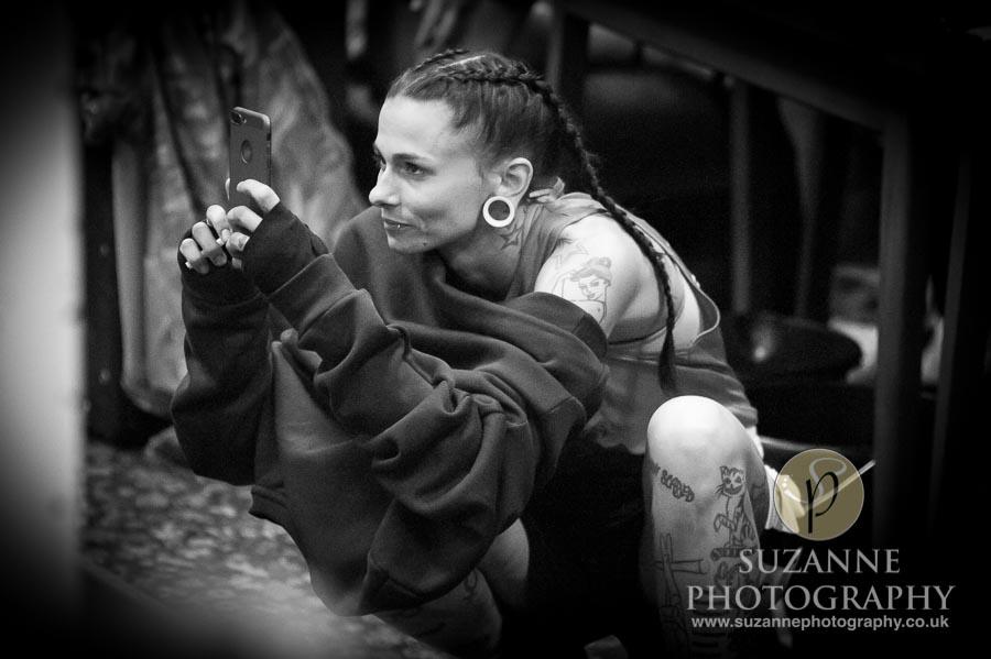 Klis Charity Fight Night Black and White 0170