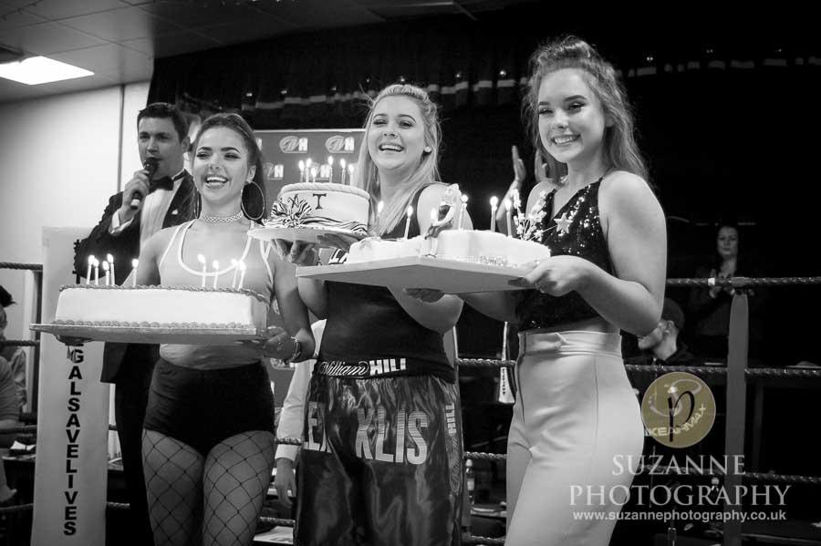 Klis Charity Fight Night Black and White 0171