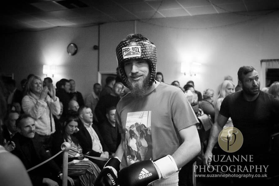 Klis Charity Fight Night Black and White 0182