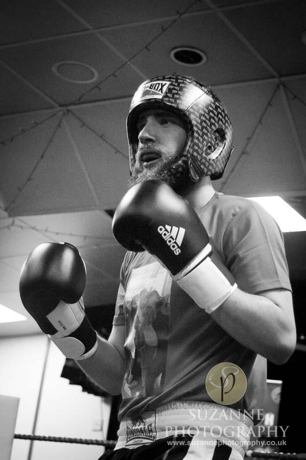 Klis Charity Fight Night Black and White 0194